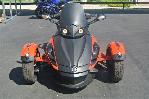 2012 Can-Am Spyder® RS-S SE5 in Willis, Texas