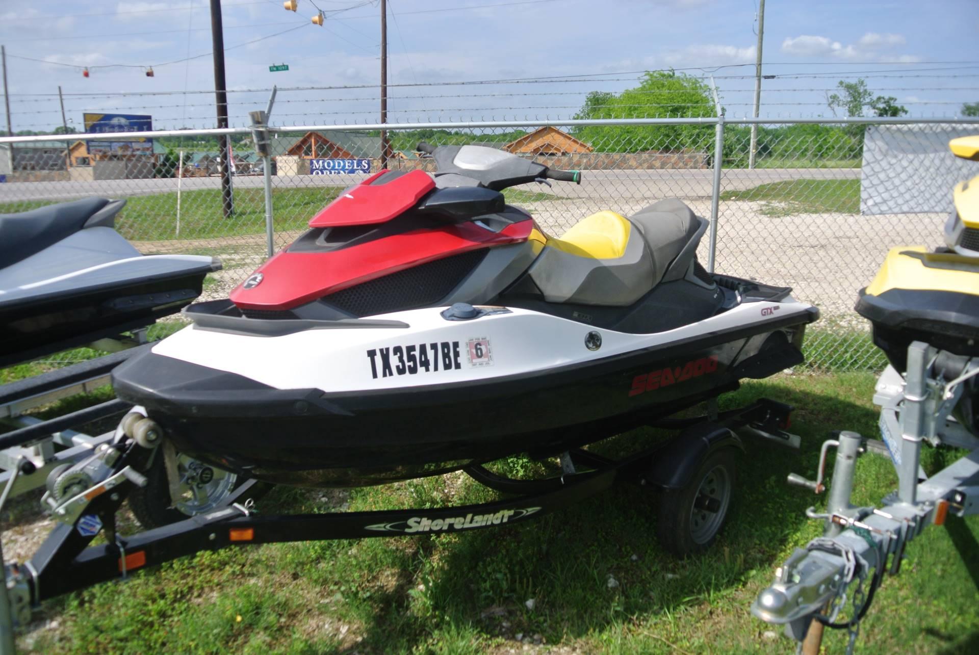 2010 Sea-Doo GTX iS™ 215 in Willis, Texas