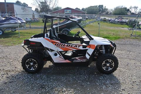 2015 Arctic Cat Wildcat™ Trail Limited EPS in Willis, Texas