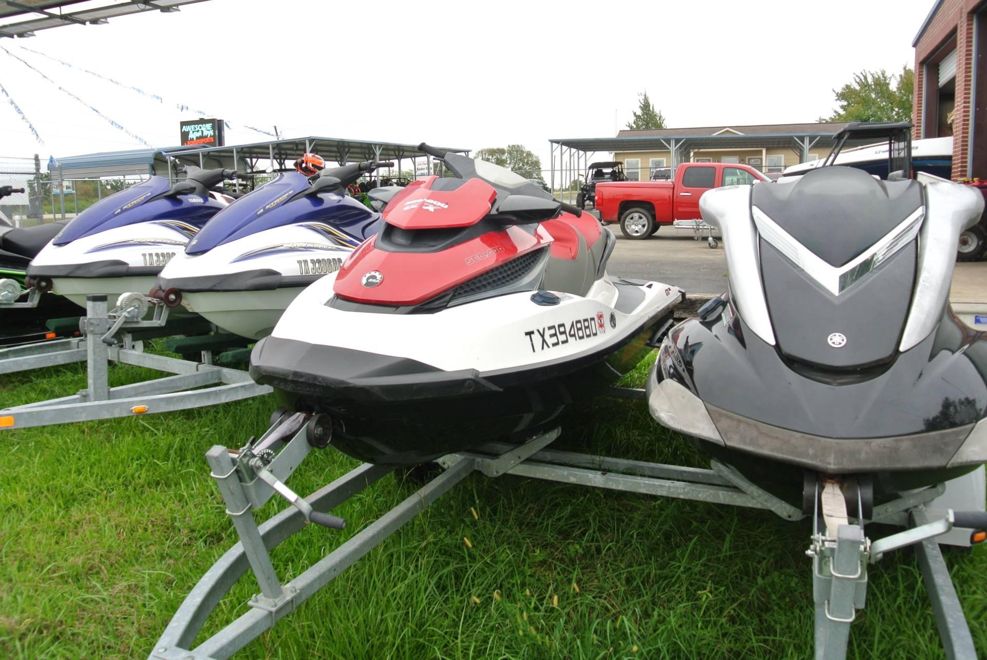2010 Sea-Doo GTX 155 in Willis, Texas