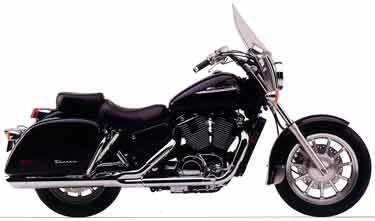2000 Honda VT1100T Shadow ACE Tourer in Willis, Texas