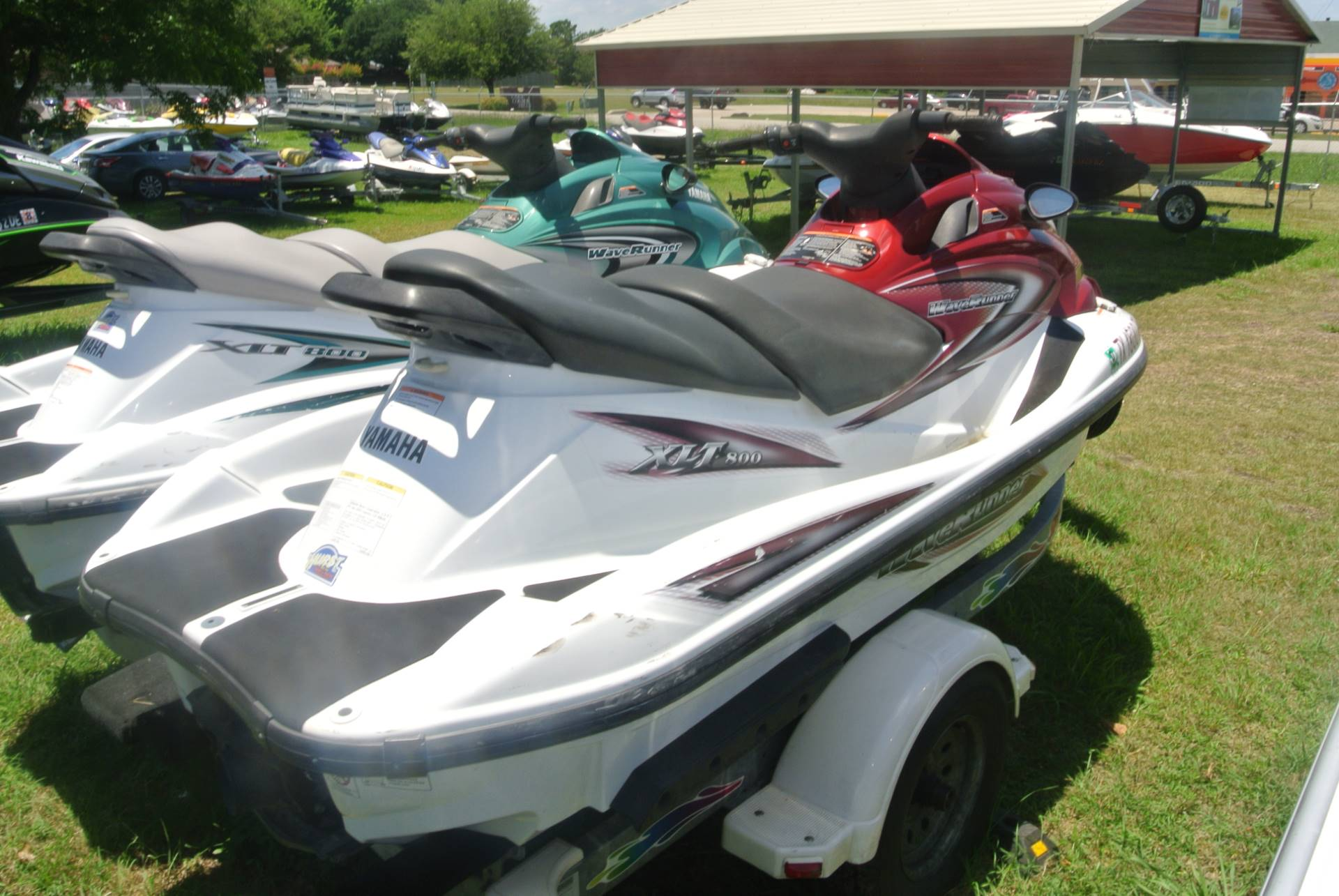 2003 Yamaha WaveRunner in Willis, Texas