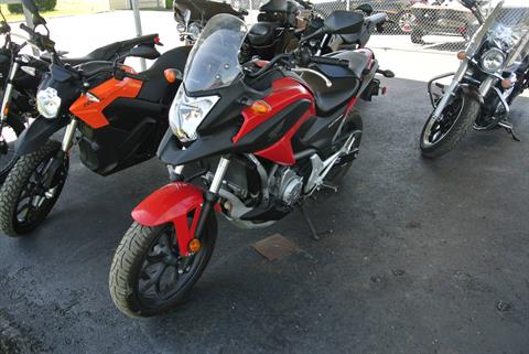 2013 Honda NC700X in Willis, Texas - Photo 1