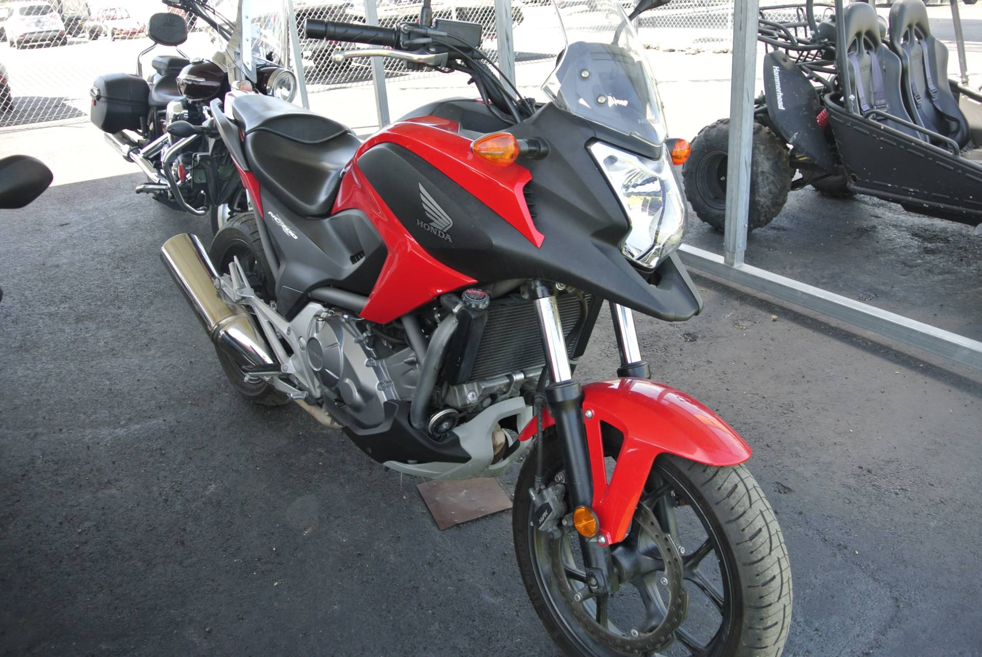 2013 Honda NC700X in Willis, Texas - Photo 2