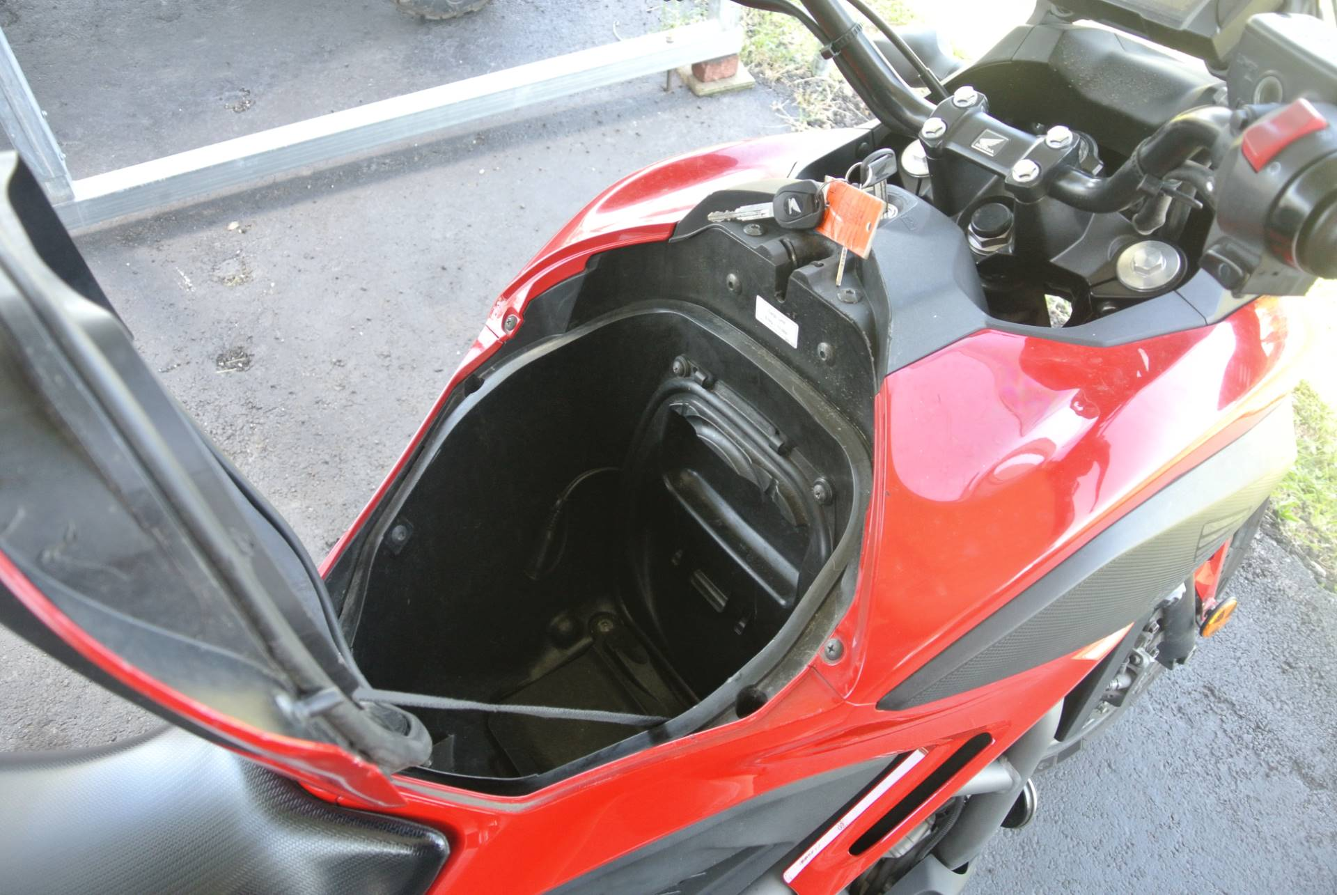 2013 Honda NC700X in Willis, Texas - Photo 4