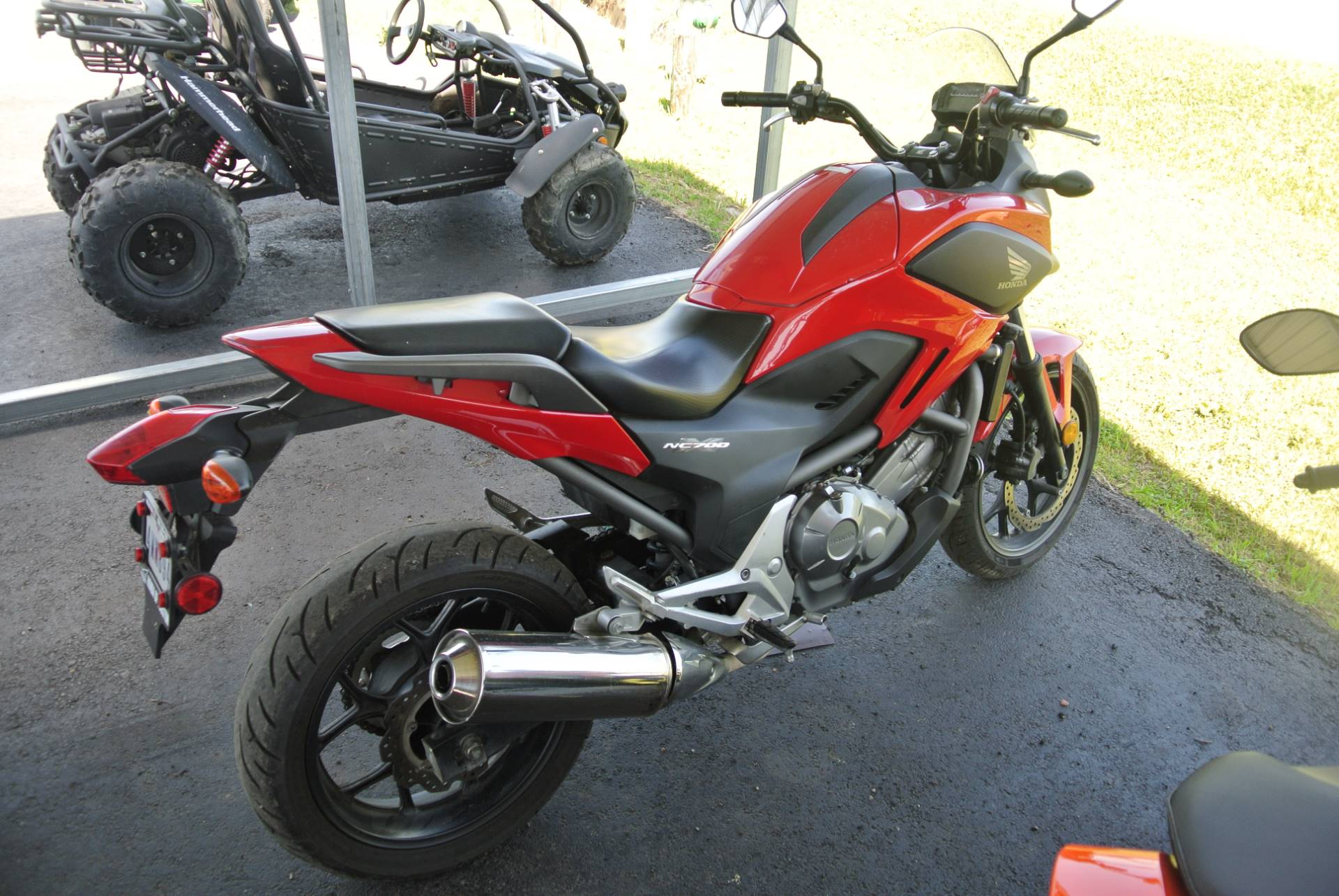 2013 Honda NC700X in Willis, Texas - Photo 6