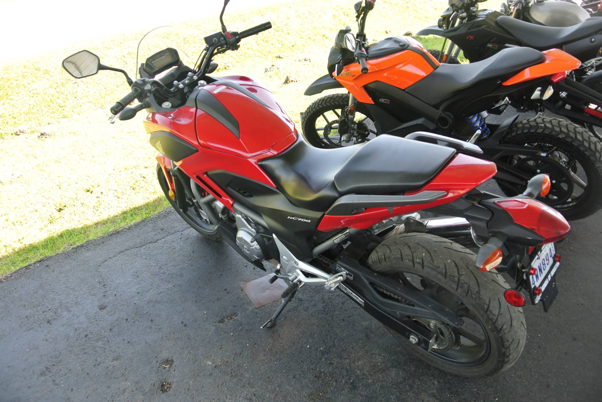 2013 Honda NC700X in Willis, Texas - Photo 7