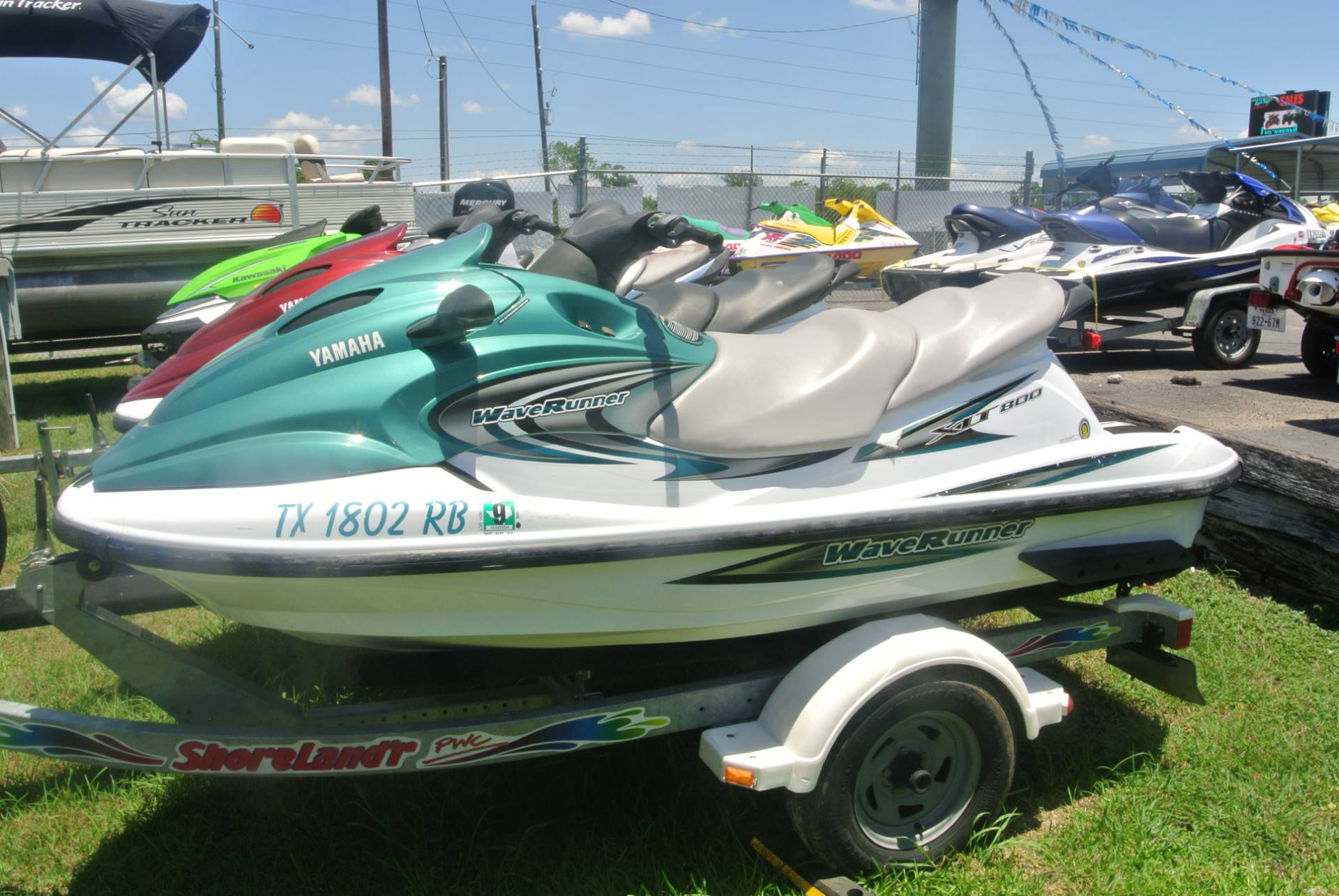2002 Yamaha WaveRunner XLT800 in Willis, Texas - Photo 1