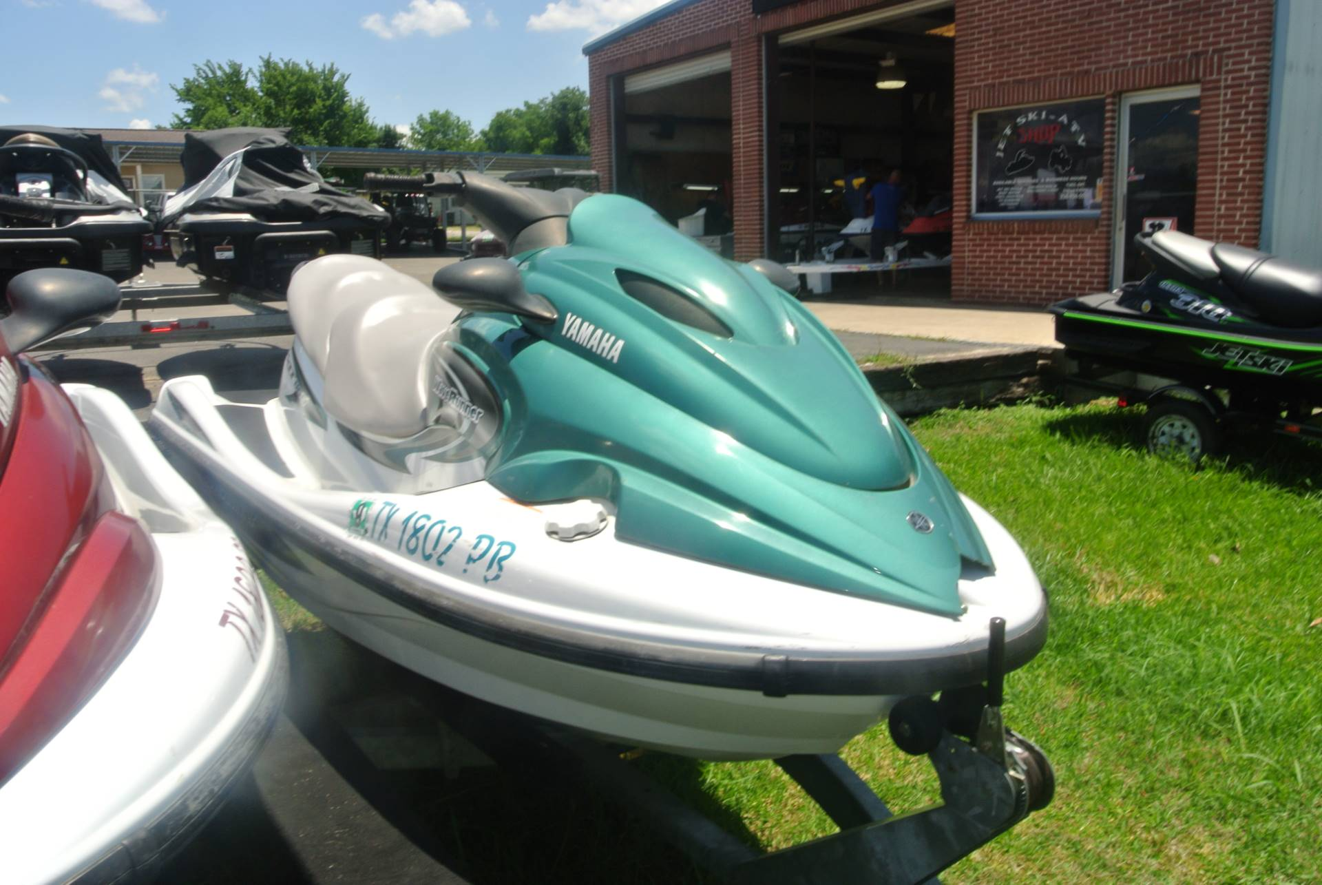 2002 Yamaha WaveRunner XLT800 in Willis, Texas - Photo 2