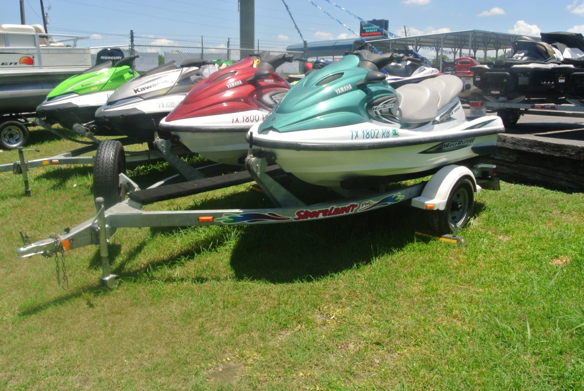 2002 Yamaha WaveRunner XLT800 in Willis, Texas - Photo 4