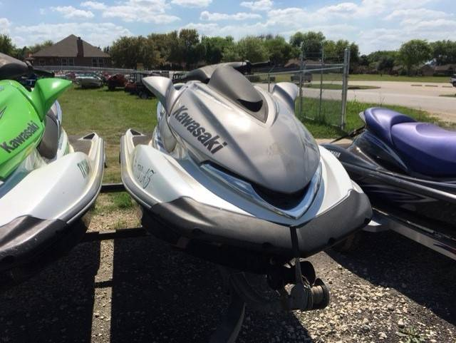2009 Kawasaki Jet Ski® Ultra® 260LX in Willis, Texas - Photo 1