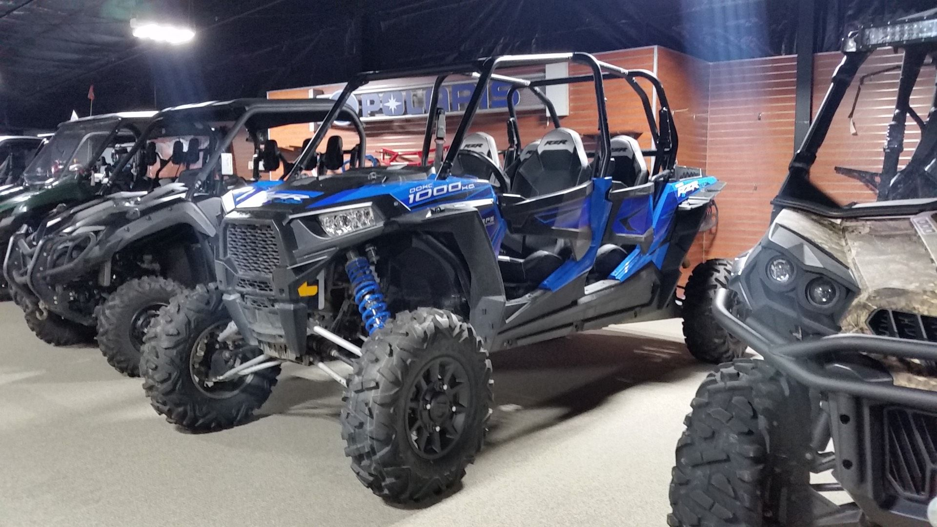 2015 Polaris RZR XP 4 1000 EPS 2