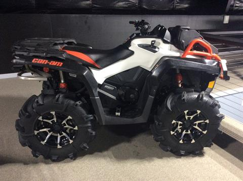 2017 Can-Am Outlander X mr 850 in Batesville, Arkansas