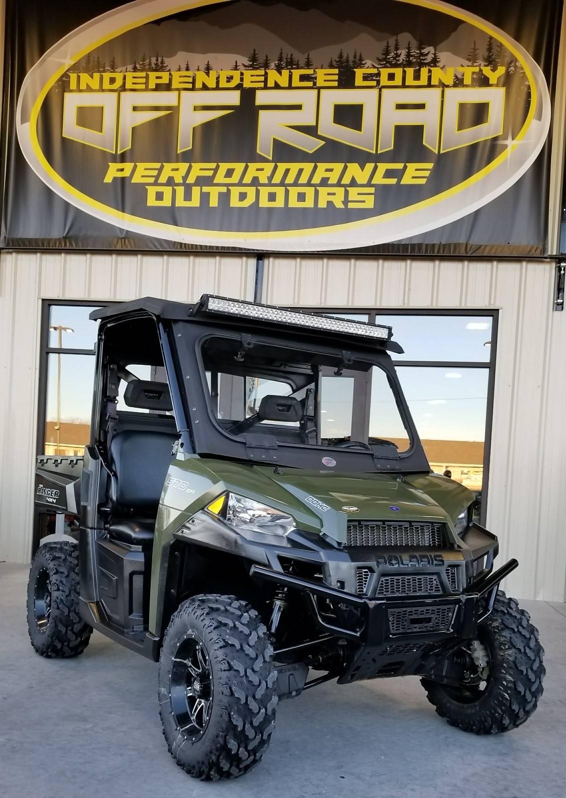 2015 Polaris Ranger570 Full Size for sale 100805