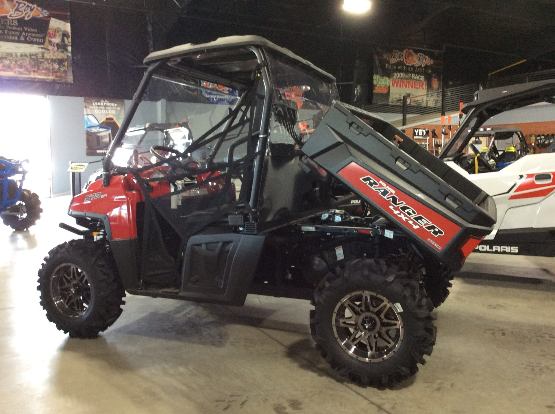 2018 Polaris Ranger 570 Full-Size in Batesville, Arkansas