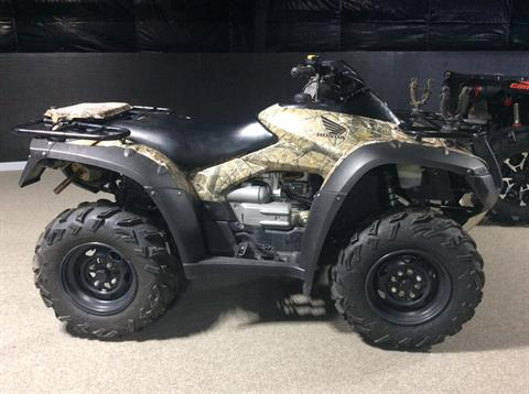 2015 Honda FourTrax® Rincon® 4x4 in Batesville, Arkansas
