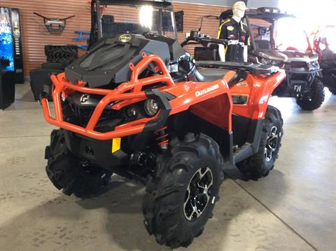 2018 Can-Am Outlander X mr 650 in Batesville, Arkansas