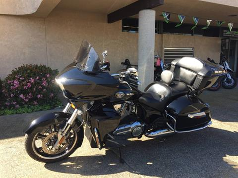 2011 Victory Cross Country™ in Goleta, California