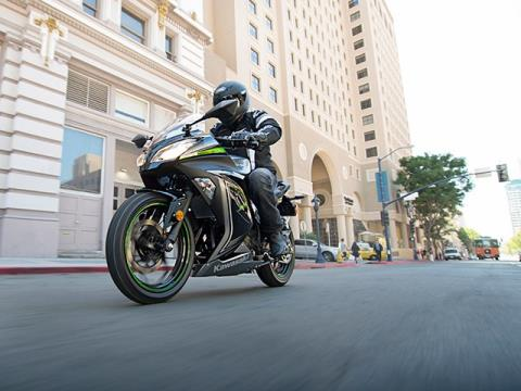 2015 Kawasaki Ninja® 300 SE in Goleta, California