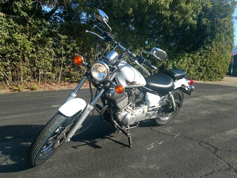 2014 Yamaha V Star 250 in Goleta, California