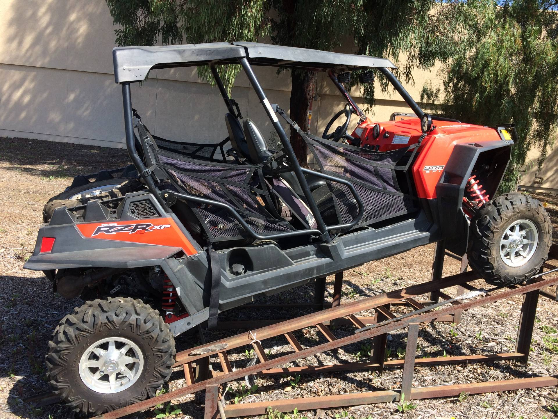 2013 Polaris RZR® XP 4 900 in Goleta, California
