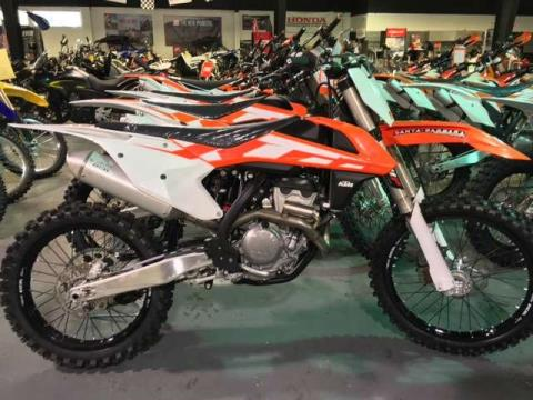 2016 KTM 250 SX-F in Goleta, California