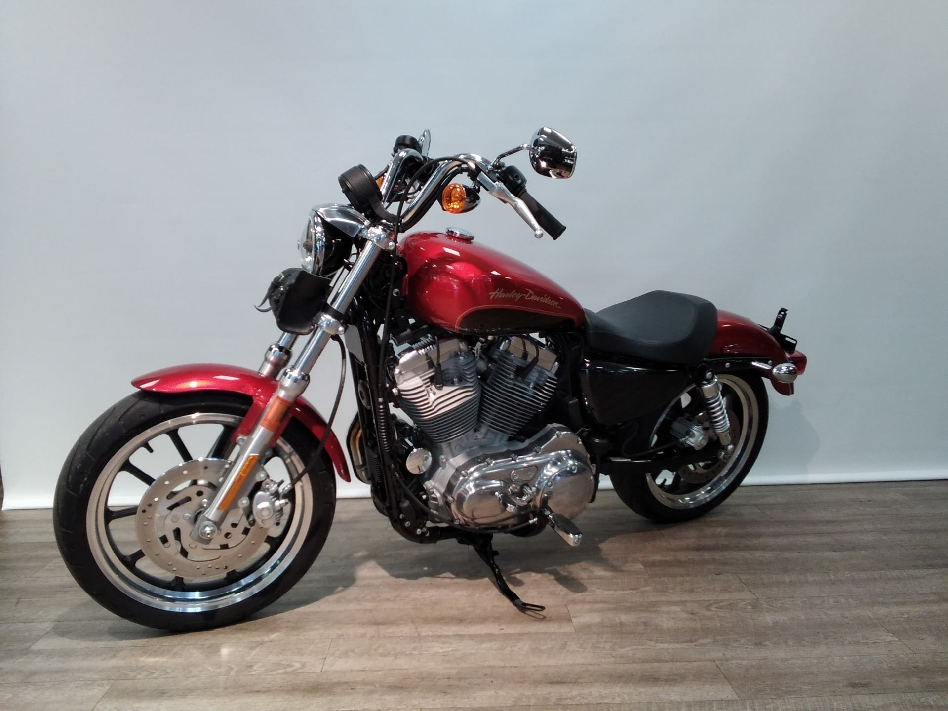 2013 Harley-Davidson Sportster® 883 SuperLow® in Bartonsville, Pennsylvania - Photo 1