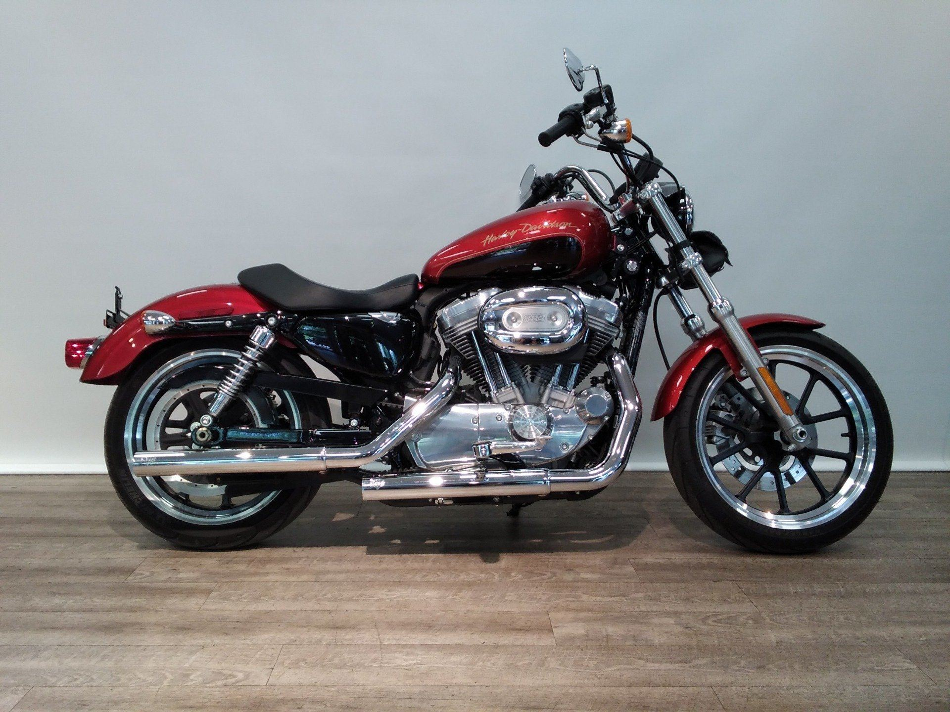 2013 Harley-Davidson Sportster® 883 SuperLow® in Bartonsville, Pennsylvania - Photo 2