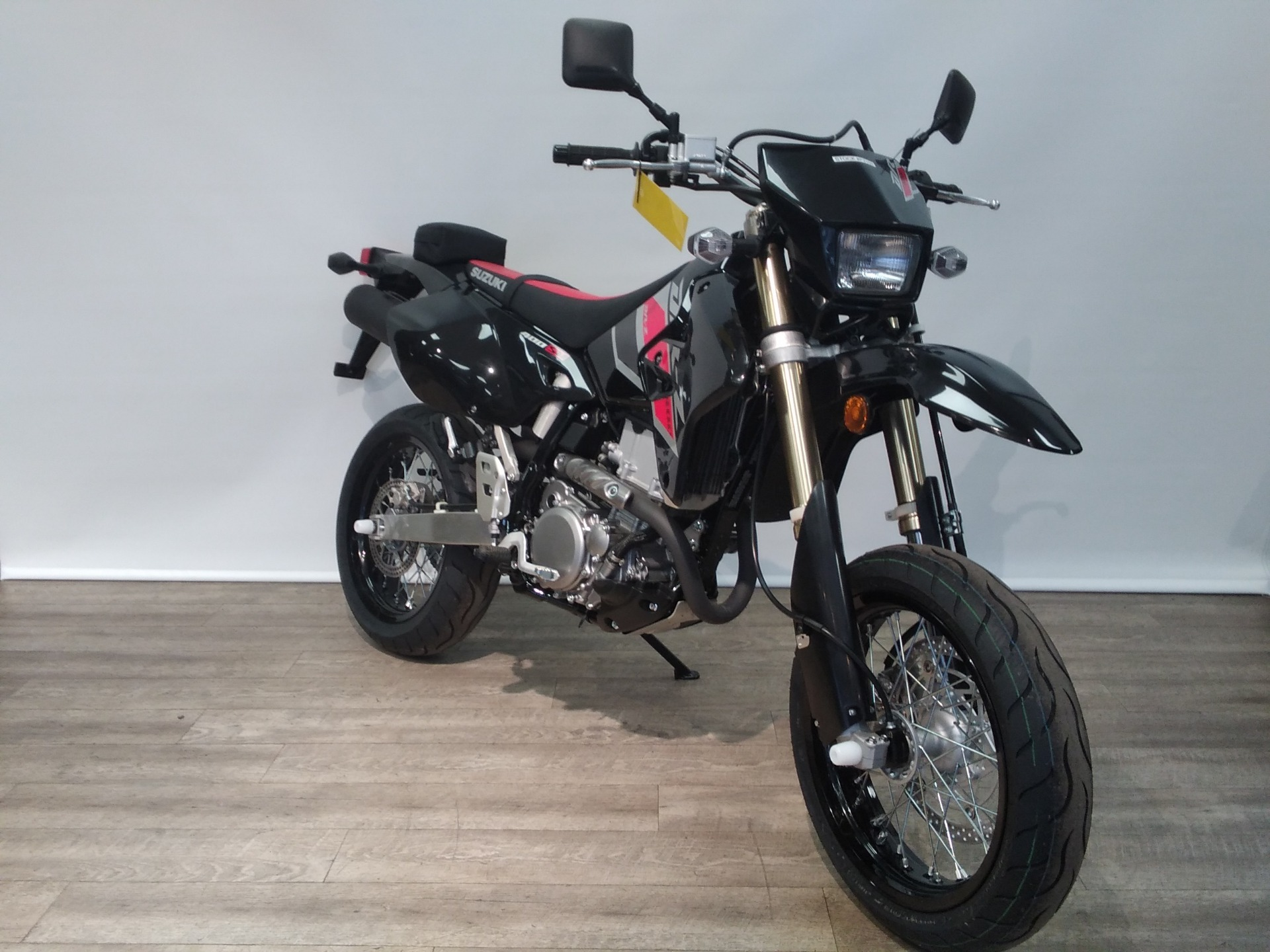 2021 Suzuki DR-Z400SM in Bartonsville, Pennsylvania - Photo 1