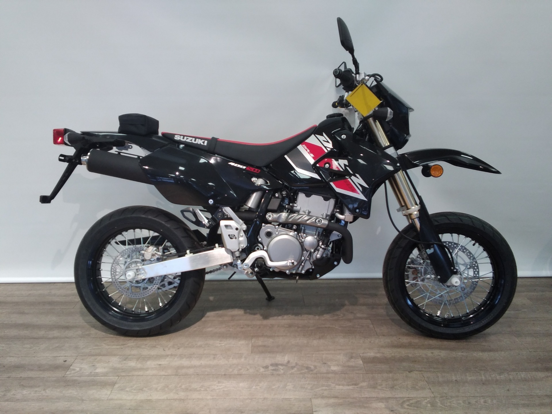 2021 Suzuki DR-Z400SM in Bartonsville, Pennsylvania - Photo 2