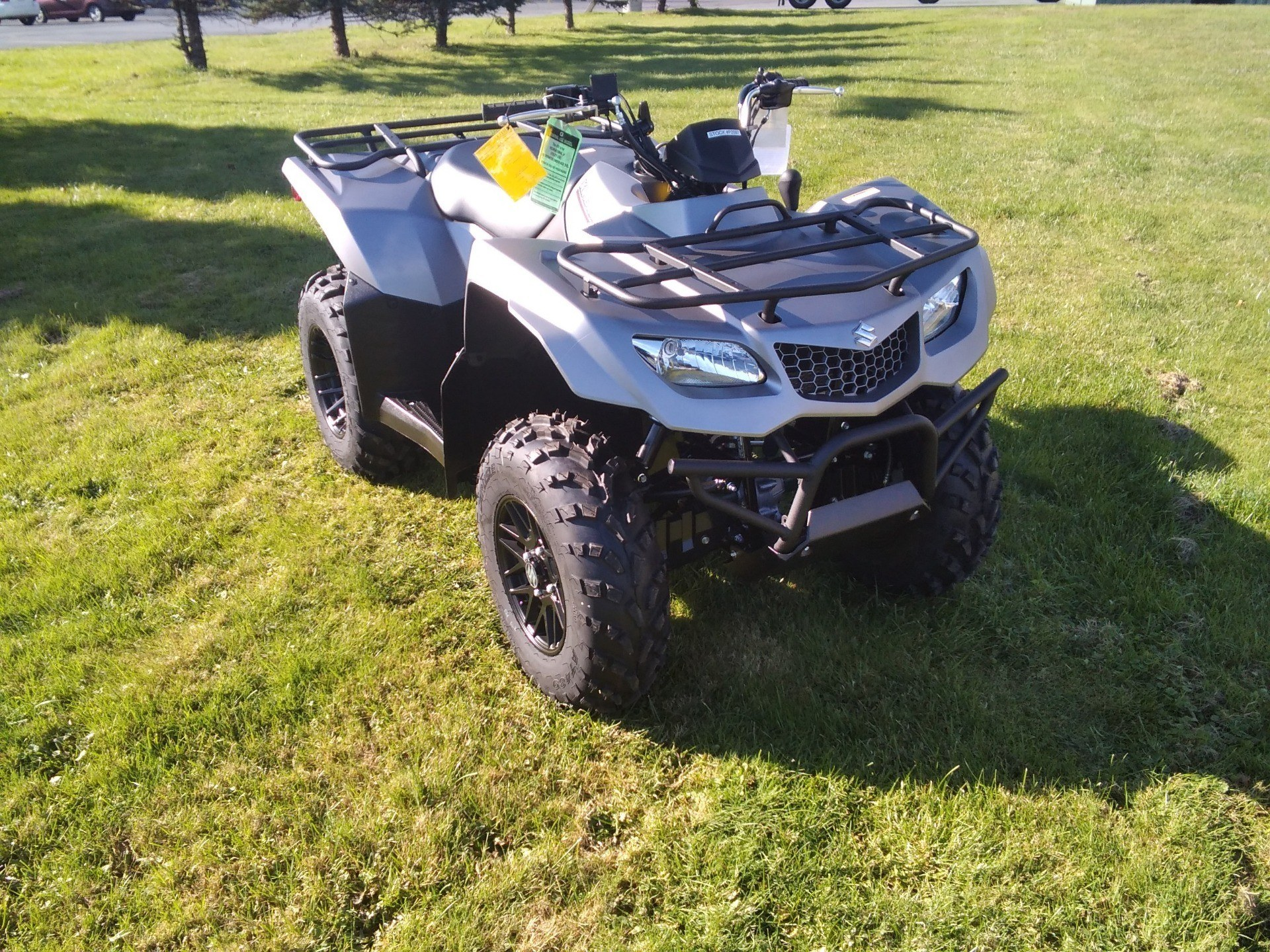 2021 Suzuki KingQuad 400ASi SE+ in Bartonsville, Pennsylvania - Photo 1