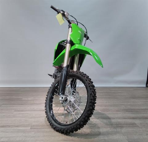 2021 Kawasaki KX 250X in Bartonsville, Pennsylvania - Photo 3