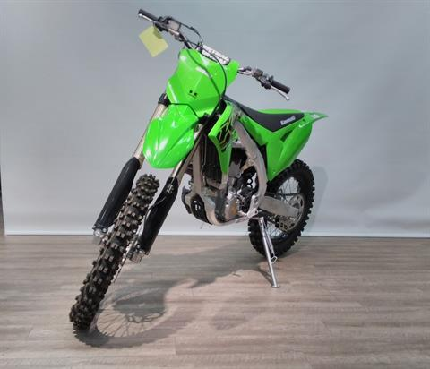 2021 Kawasaki KX 250X in Bartonsville, Pennsylvania - Photo 4