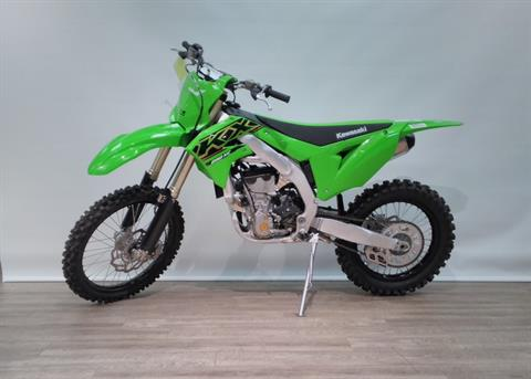 2021 Kawasaki KX 250X in Bartonsville, Pennsylvania - Photo 5