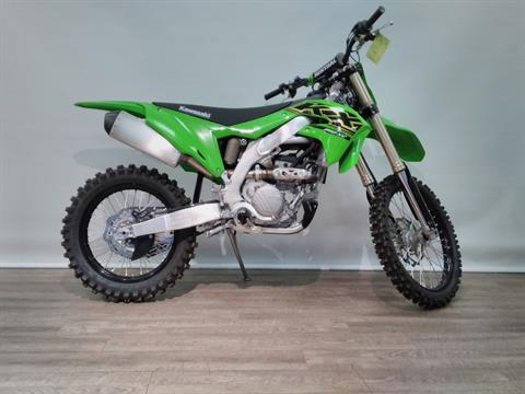 2021 Kawasaki KX 250X in Bartonsville, Pennsylvania - Photo 2
