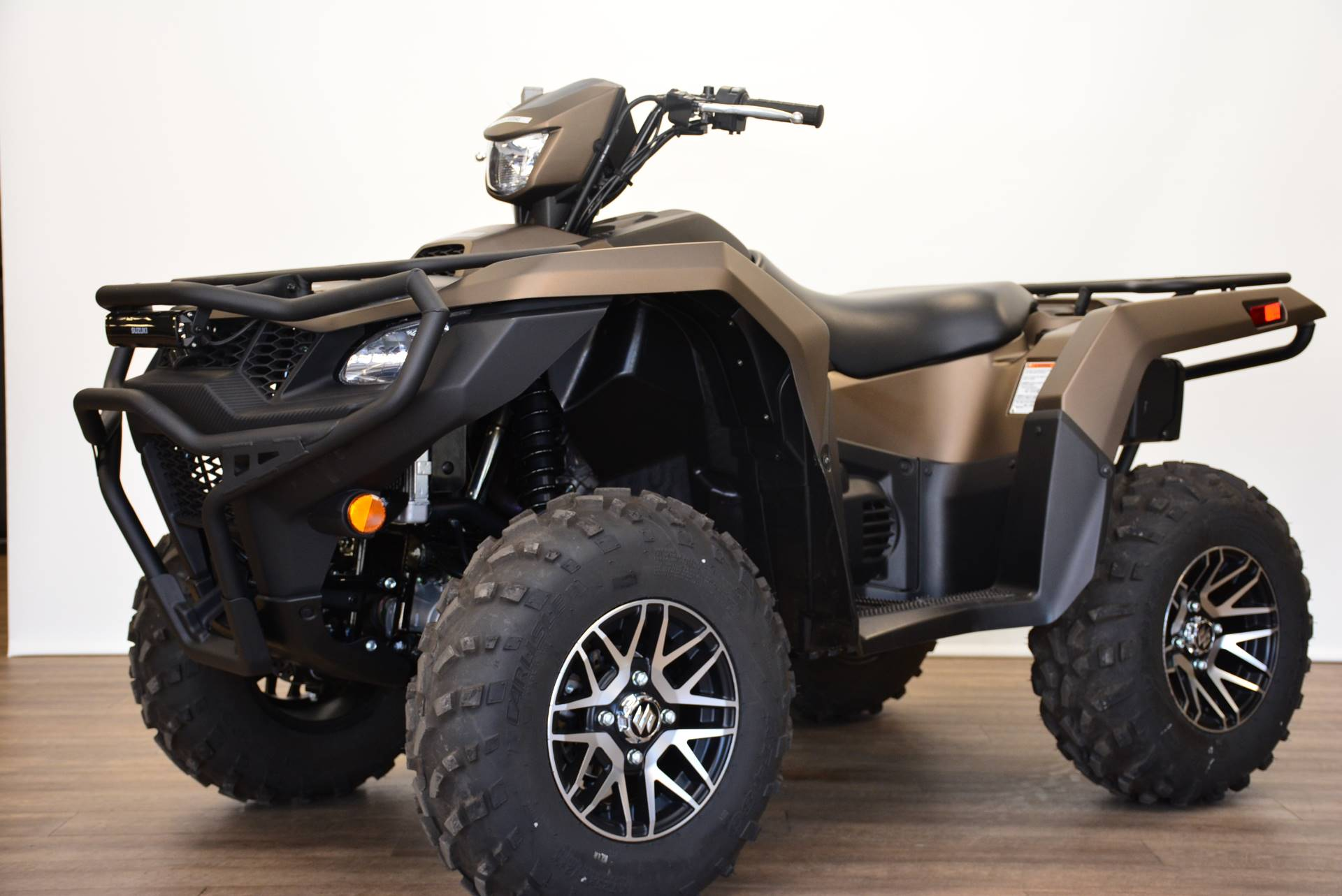 2020 Suzuki KingQuad 500AXi Power Steering SE+ in Bartonsville, Pennsylvania - Photo 3