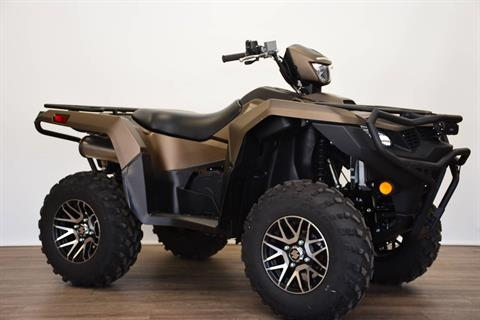 2020 Suzuki KingQuad 500AXi Power Steering SE+ in Bartonsville, Pennsylvania - Photo 1