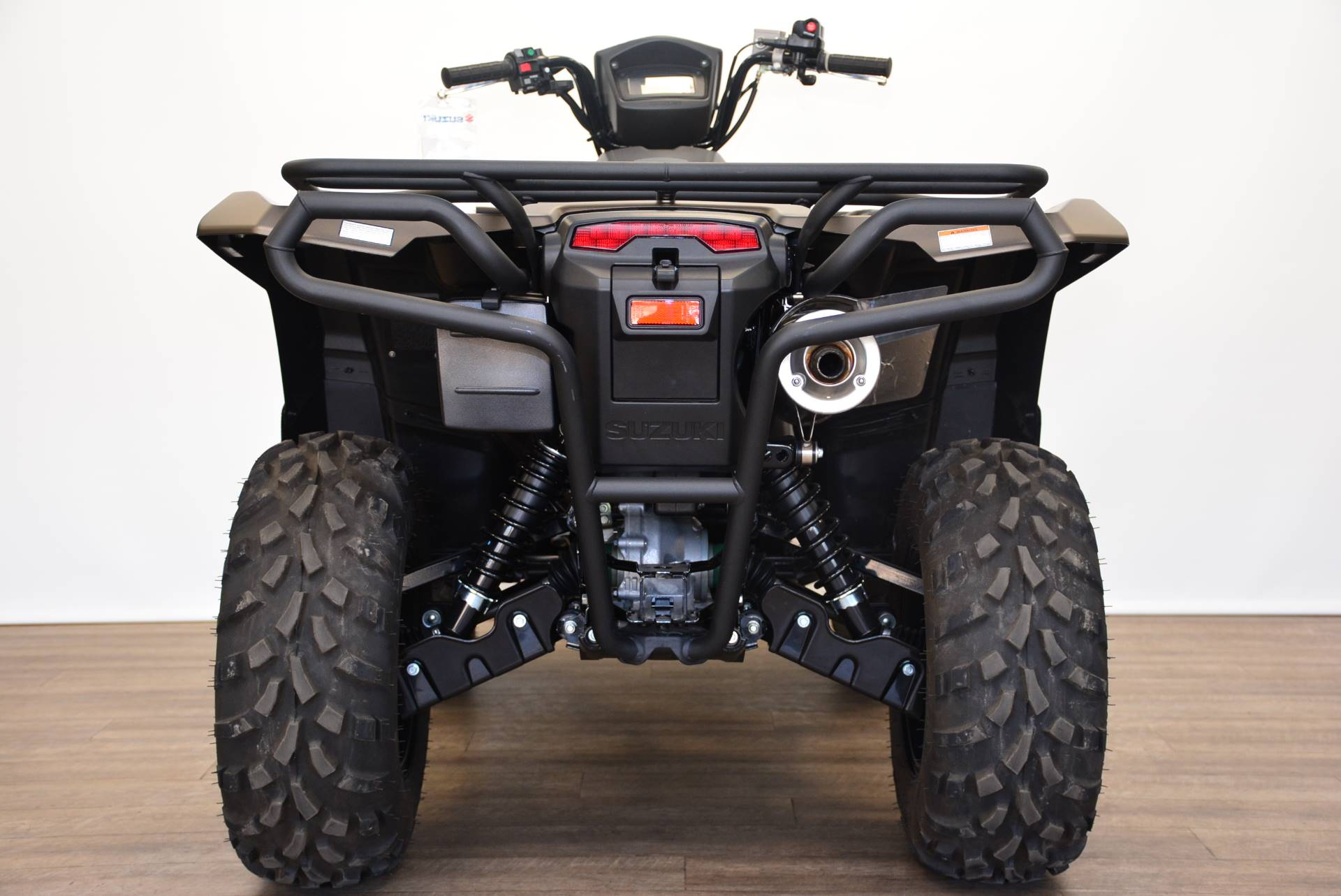 2020 Suzuki KingQuad 500AXi Power Steering SE+ in Bartonsville, Pennsylvania - Photo 4