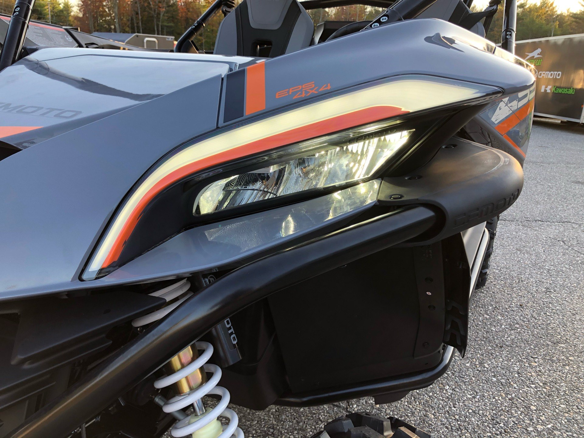 2021 CFMOTO ZForce 950 Sport in Lebanon, Maine - Photo 11