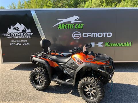 2019 CFMOTO CForce 600 in Lebanon, Maine - Photo 1