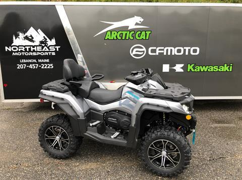 2020 CFMOTO CForce 800 in Lebanon, Maine - Photo 1