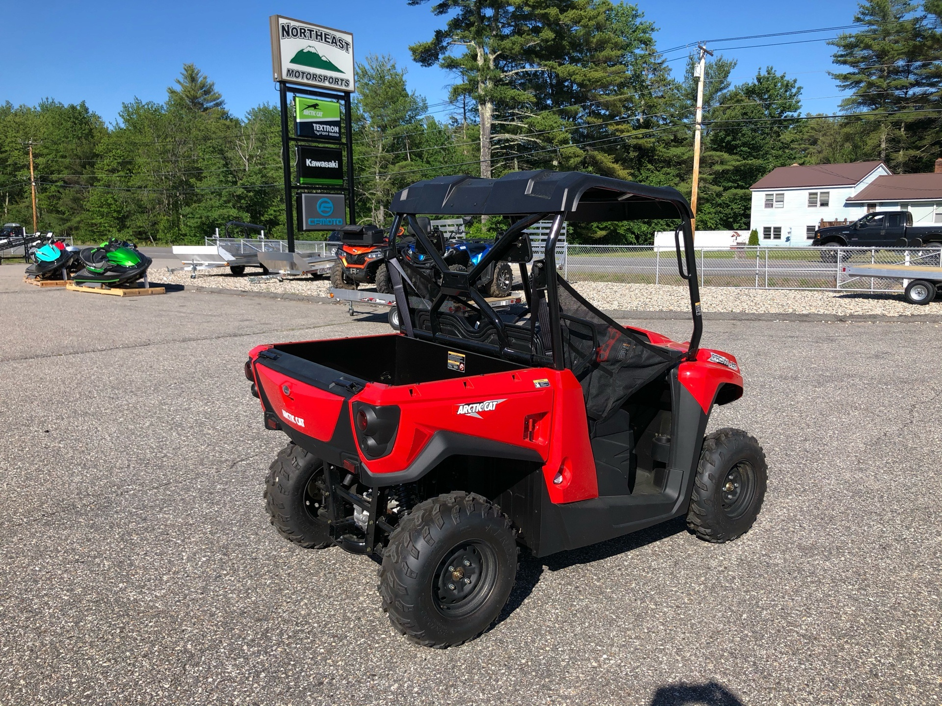 2020 Arctic Cat Prowler 500 in Lebanon, Maine - Photo 8