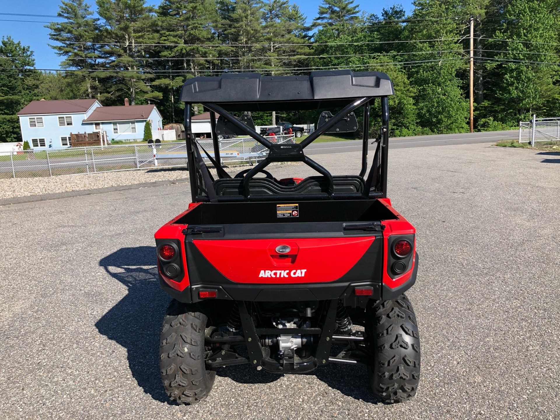 2020 Arctic Cat Prowler 500 in Lebanon, Maine - Photo 9