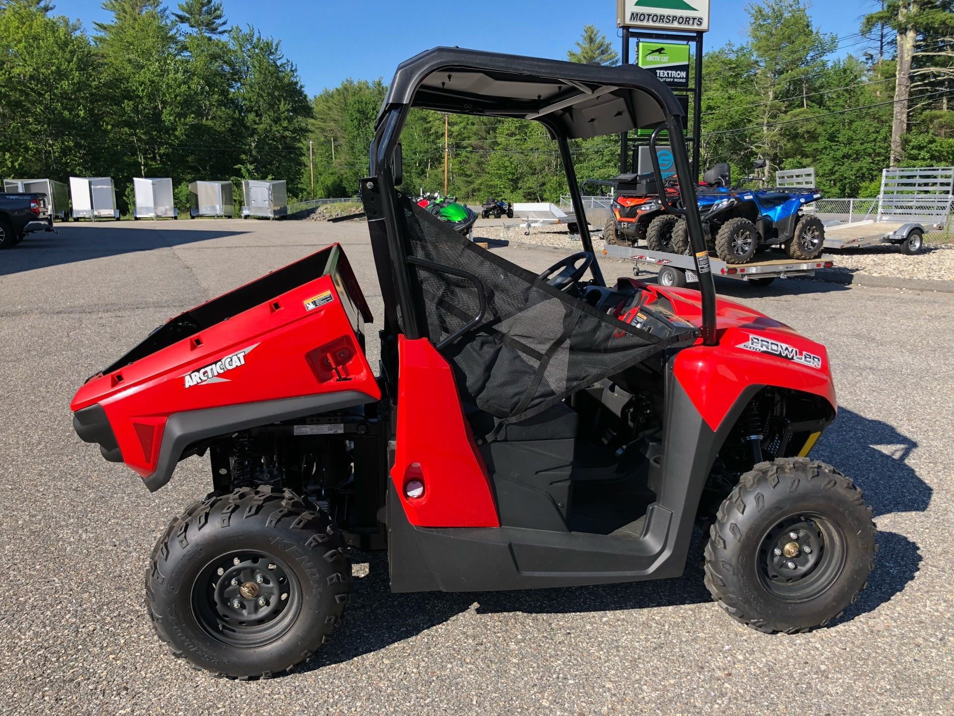 2020 Arctic Cat Prowler 500 in Lebanon, Maine - Photo 10