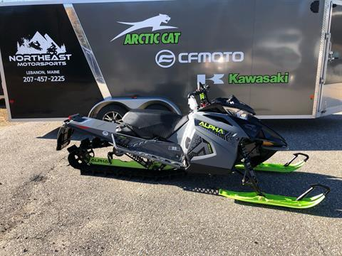 2020 Arctic Cat M 6000 Alpha One 154 in Lebanon, Maine - Photo 1