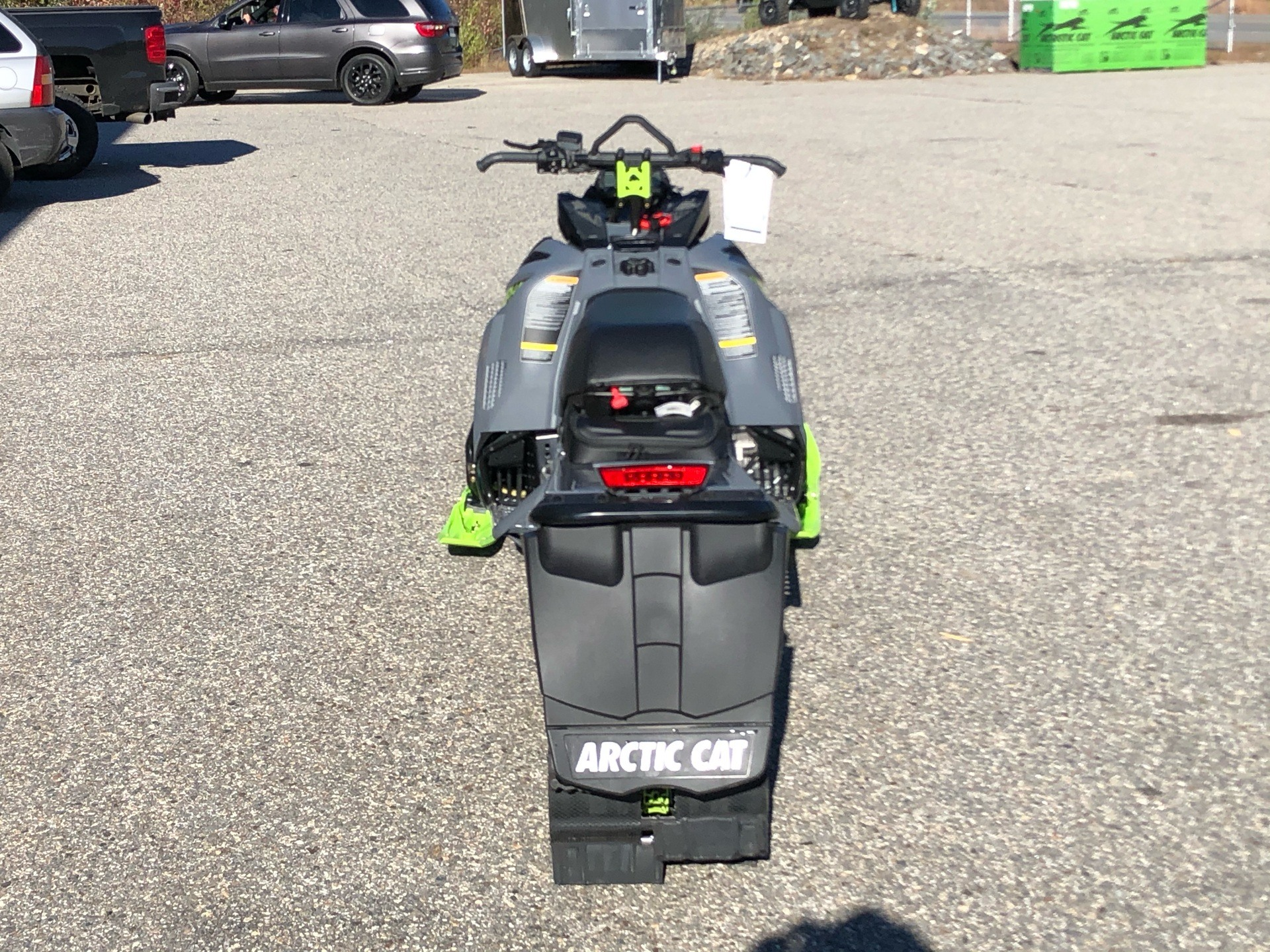 2020 Arctic Cat M 6000 Alpha One 154 in Lebanon, Maine - Photo 4