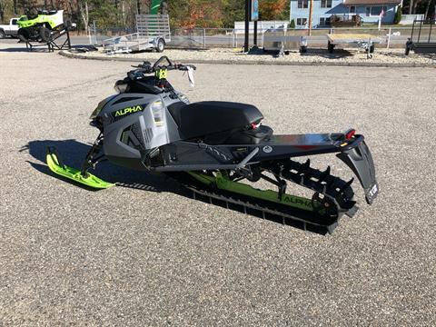 2020 Arctic Cat M 6000 Alpha One 154 in Lebanon, Maine - Photo 5