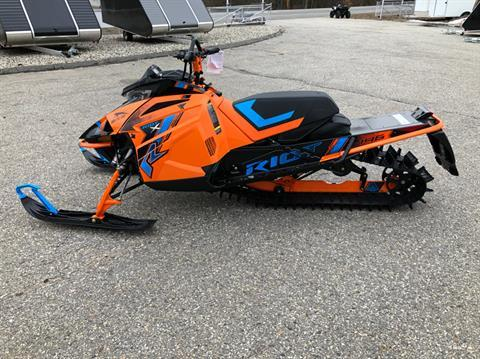 2021 Arctic Cat Riot X 8000 QS3 ES in Lebanon, Maine - Photo 2