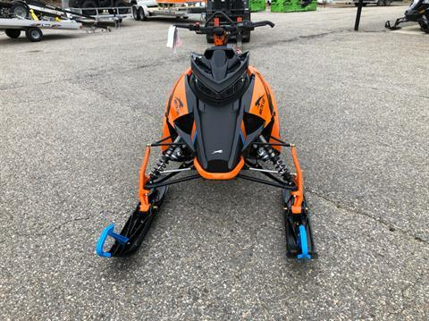 2021 Arctic Cat Riot X 8000 QS3 ES in Lebanon, Maine - Photo 4