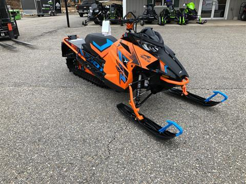 2021 Arctic Cat Riot X 8000 QS3 ES in Lebanon, Maine - Photo 5